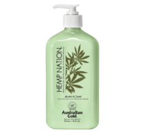 Hemp Nation Agave & Lime