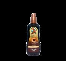 SPF 30 Spray Gel with Bronzer