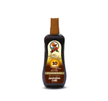 SPF 10 Spray Gel with Bronzer