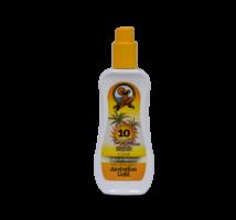 SPF 10 Spray Gel