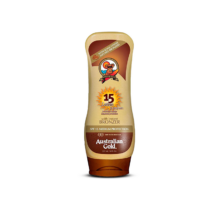 SPF 15 Lotion Sunscreen with Bronzer