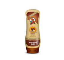 SPF 50 Lotion Sunscreen with Bronzer