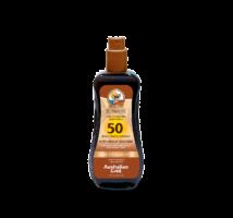 SPF 50 Spray Gel with Bronzer
