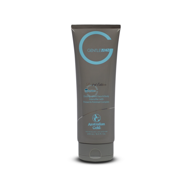 G Gentlemen Limited Edition Distinguished Face and Body Intensifier