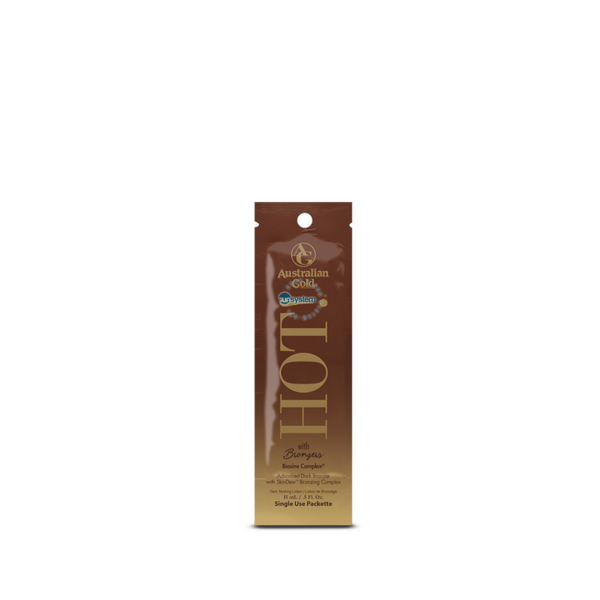 HOT! with Bronzers