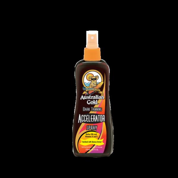 Accelerator Spray