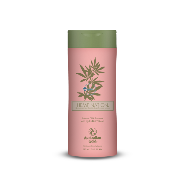 Hemp Nation DHA Bronzer